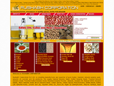 rushabhcorporation.com